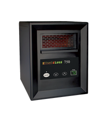 Heat4Less 750: Our 750 Watt Infrared Heater