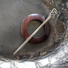 Celtic Knot Shawl Pin