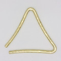 "Philharmonic 7 1/2"" triangle"