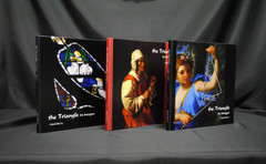 High quality books.  Full color hardback.