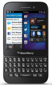 "blackberry q5 black 2gb ram 8gb rom 3.1"" screen 5mp  camera smartphone + gifts"