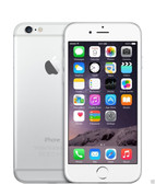 apple iphone 6 silver latest model 64gb rom unlocked smartphone + gift