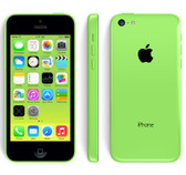 "apple iphone 5c green 8mp camera 32gb rom 4"" screen smartphone + free gifts"