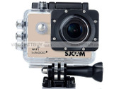 "SJCAM SJ5000 PLUS AMBARELLA GOLDEN A7LS75 1.54"" SCREEN HD ACTION SPORT CAMERA"