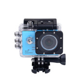 "SJCAM SJ5000 PLUS AMBARELLA BLUE A7LS75 1.54"" SCREEN HD ACTION SPORT CAMERA"