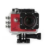 "sjcam sj5000 wifi novatek 96655 red 2.0"" screen hd 1080p action sports camera"