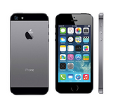 NEW APPLE IPHONE 5S 16GB BLACK ROM UNLOCKED SMARTPHONE + FREE GIFTS