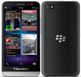 "blackberry z30 black 2gb ram 16gb rom 5.0"" screen 8mp camera smartphone gifts"
