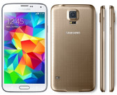 NEW SAMSUNG GALAXY S5 G900F 2GB RAM 16 GB ROM 4G LTE SMARTPHONE + FREE GIFTS  - White Gold