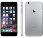 NEW APPLE iPHONE 6 PLUS UNLOCKED 64GB 1GB 8MP SPACE GRAY GSM 4G SMARTPHONE