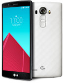 "NEW LG G4 DUAL H818N 32GB, 3GB RAM 5.5"" SCREEN WHITE UNLOCKED SMARTPHONE"