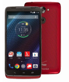MOTOROLA DROID TURBO XT1254 64GB 3GB 21MP METALLIC RED UNLOCKED SMARTPHONE