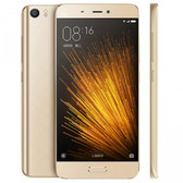 "XIAOMI MI 5 GOLD 3GB RAM 64GB ROM QUAD CORE 5.15"" SCREEN 4G LTE SMARTPHONE"
