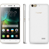 "NEW HUAWEI HONOR 4C WHITE 2GB 8GB OCTA CORE 5"" SCREEN ANDROID LTE +16GB"