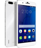 NEW HUAWEI HONOR 6 PLUS 3GB / 32GB WHITE  FHD SCREEN ANDROID 4G LTE SMARTPHONE