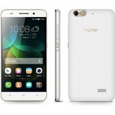 "NEW HUAWEI HONOR 4C BLACK  2GB 8GB OCTA CORE 5"" SCREEN ANDROID LTE +16GB"
