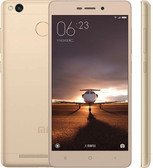"XIAOMI REDMI 3S 3GB RAM 32GB ROM 13MP CAMERA 5.0"" SCREEN 4G LTE GOLD SMARTPHONE"