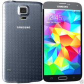 NEW SAMSUNG GALAXY S5 G900F BLACK  - 16 GB (UNLOCKED)
