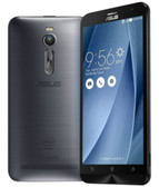 "asus zenfone 2 blue 4gb 64gb quad core 5.5"" screen android 5.0 4g lte smartphone"