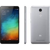 "XIAOMI REDMI NOTE 3 GRAY 3GB/32GB 2.0GHz 5.5"" HD SCREEN ANDROID 5.0 4G LTE SMARTPHONE"