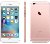"apple iphone 6s unlocked rose gold 2gb/16gb 1.8ghz 4.7"" hd screen ios 11 smartphone"