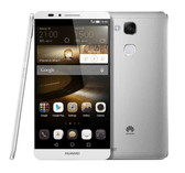 HUAWEI MATE 7 (MODEL L09) SILVER 2GB/16GB HISILICON KIRIN 925 6.0 SCREEN ANDROID 4.4 4G SMARTPHONE