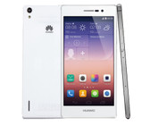 "UNLOCKED HUAWEI ASCEND P7 WHITE 2GB RAM 16GB ROM QUAD CORE 5.0"" SCREEN 4G SMARTPHONE"