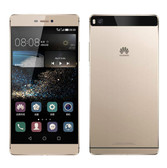 NEW HUAWEI P8 GOLD 3GB RAM 16GB ROM 13MP CAMERA DUAL SIM 4G LTE SMARTPHONE