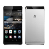 NEW HUAWEI P8 WHITE 3GB RAM 16GB ROM 13MP CAMERA DUAL SIM 4G LTE SMARTPHONE