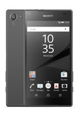 "NEW SONY XPERIA Z5 COMPACT E5823 2GB/32GB BLACK QUAD-CORE 4.6"" HD SCREEN 5.1 ANDROID 4G LTE SMARTPHONE"