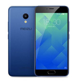 "NEW MEIZU M5 2GB/16GB BLUE 1.5GHz 5.2"" HD SCREEN 5.1 ANDROID 4G LTE SMARTPHONE"