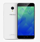 "NEW MEIZU M5 3GB/32GB WHITE 1.5GHz 5.2"" HD SCREEN 5.1 ANDROID 4G LTE SMARTPHONE"