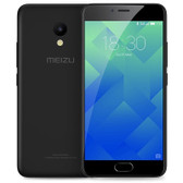 "NEW MEIZU M5 3GB/32GB BLACK 1.5GHz 5.2"" HD SCREEN 5.1 ANDROID 4G LTE SMARTPHONE"