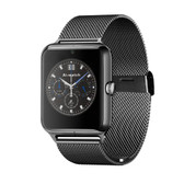 NEW Z50 SMARTWATCH BLACK 1.54 INCH IPS SCREEN SUPPORT SIM CARD & TF