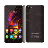 "oukitel c5 pro 2gb/16gb black 5.0"" hd screen android 6.0 4g lte smartphone"