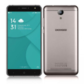 "NEW DOOGEE X7 PRO 2GB/16GB GOLD 1.3GHz 6.0"" HD SCREEN ANDROID 6.0 4G LTE SMARTPHONE"