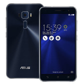 "asus zenfone 3 black 4gb/64gb octa-core 5.5"" screen android 6.0 4g lte smartphone"