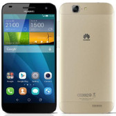 "huawei ascend g7 2gb/16gb gold quad core 5.5"" hd screen android 4g lte smartphone"
