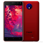 "NEW VKWORLD CAGABI ONE RED 1GB 8GB QUAD CORE 1.3GHz 5.0"" HD SCREEN ANDROID 6.0 SMARTPHONE"