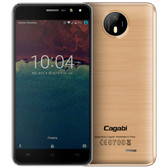 "NEW VKWORLD CAGABI ONE GOLD 1GB 8GB QUAD CORE 1.3GHz 5.0"" HD SCREEN ANDROID 6.0 SMARTPHONE"