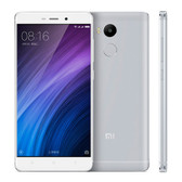 "NEW XIAOMI REDMI 4 PRO PRIME 3GB 32GB SILVER OCTA CORE 5"" HD SCREEN ANDROID 4G LTE SMARTPHONE"