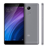 "NEW XIAOMI REDMI 4 PRO PRIME 3GB 32GB GRAY OCTA CORE 5"" HD SCREEN ANDROID 4G LTE SMARTPHONE"
