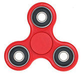 NEW LUMINOUS TRI FIDGET RED HAND SPINNER LIGHT DARK EDC TRI-SPINNER BATMAN TOYS REIEVE CHILD & ADULT