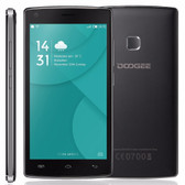 """doogee x5 max pro 2gb 16gb black 5.0"""" hd screen android 6.0 4g lte smartphone"""
