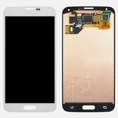 NEW ORIGINAL LCD DISPLAY DIGITIZER TOUCH SCREEN ASSEMBLY FOR SAMSUNG GALAXY S5 WHITE