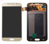 NEW ORIGINAL LCD DISPLAY DIGITIZER TOUCH SCREEN ASSEMBLY FOR SAMSUNG GALAXY S6 GOLD