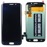 NEW ORIGINAL LCD DISPLAY DIGITIZER TOUCH SCREEN ASSEMBLY FOR SAMSUNG GALAXY S6 EDGE BLACK