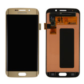 NEW ORIGINAL LCD DISPLAY DIGITIZER TOUCH SCREEN ASSEMBLY FOR SAMSUNG GALAXY S6 EDGE GOLD