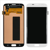 NEW ORIGINAL LCD DISPLAY DIGITIZER TOUCH SCREEN ASSEMBLY FOR SAMSUNG GALAXY S7 EDGE WHITE