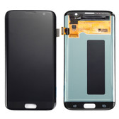 NEW ORIGINAL LCD DISPLAY DIGITIZER TOUCH SCREEN ASSEMBLY FOR SAMSUNG GALAXY S7 EDGE BLACK